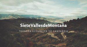 Logo de siete valles de montaña